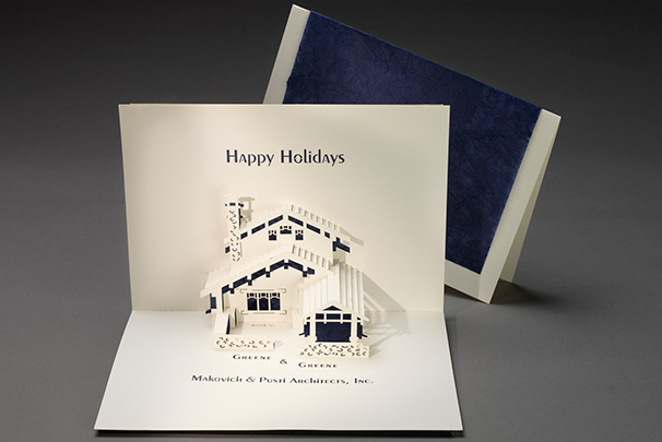 Makovich & Pusti Associates Holiday Card