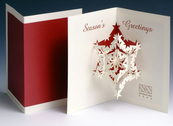 Nottingham Spirk Holiday Card