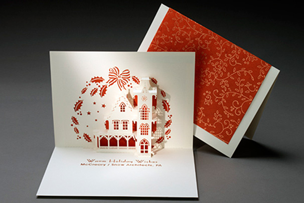 McCreary / Snow Architects Holiday Card